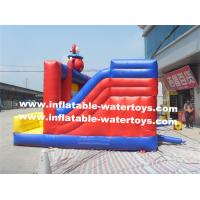 Buy cheap Clown 0.55mm Commercial Inflatable Combo Bouncer for Outdoor Amusement from wholesalers