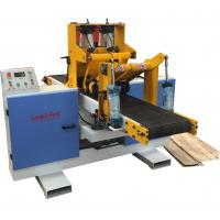Buy cheap Precision Horizontal Band Saw Mill Wood Cut Thin Slices Machine from wholesalers