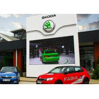 Buy cheap Ultra High Definition Outdoor Advertising LED Billboard For Shopping Center P4mm from wholesalers