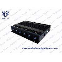 Buy cheap GPS Satellite Mobile Phone Scrambler , Cordless Phone Jammer 24W Total Output from wholesalers