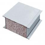 Buy cheap 2017 new design 0.326-0.526mm steel sheet waterproof eps sandwich panel for prefab house from wholesalers