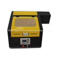 Buy cheap Mini 300*200 Desktop Small Co2 Laser Engraving Cutting Machine from wholesalers