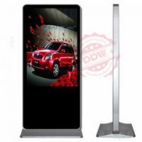 Buy cheap indoor 65 Inch high brightness LCD Module multi touch free standing kiosk DDW-AD6501SN from wholesalers