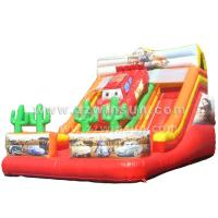 Buy cheap Popular Commercial cheap giant Inflatable Slide for sale from wholesalers
