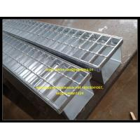 Buy cheap HDG ms steel grating hot sale in Singapore from wholesalers