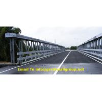 Buy cheap Delta bridge launching,steel bridge,Truss Assembly Steel Bridge,galvanized CB450 bridge from wholesalers