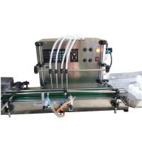 Buy cheap Automatic Eye Drop E Liquid Vial Filling Machine 5 - 30ml Small Type from wholesalers