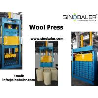 Buy cheap Wool Press Machine For Sale from wholesalers