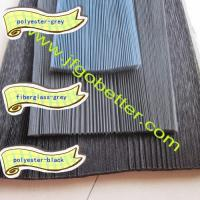 Buy cheap plisse insect screen Plisse screening mesh from wholesalers