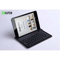 Buy cheap Aluminum alloy portable bluetooth  keyboard for IPAD MINI from wholesalers