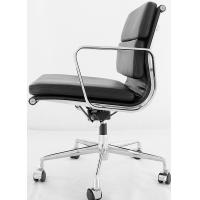 Buy cheap Low Back Modern Classic Office Chair PU Leather Back Material SGS Certified from wholesalers