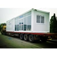 Buy cheap Delicate Comfortable Mobile Container Homes , Customized Design Movable Container House from wholesalers