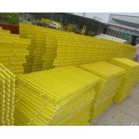 Buy cheap Fire Retardant and Chemical Resistant FRP GRP Molded Gratings Micro Mesh FRP Vinyl Ester Resin Grating from wholesalers