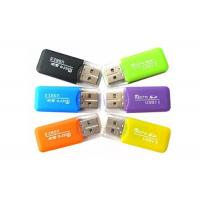 Buy cheap External Installation Portable Memory Card Reader For Micro SD SDHC SDXC TF from wholesalers