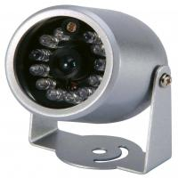 Buy cheap MPEG 4 / M-JPEG Plug And Play Wide Angle Security Camera Support iPhone Android from wholesalers