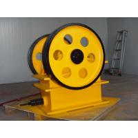 Buy cheap Laboratory PE Jaw Crusher Machine Big Swing Angle Easy To Operate PE 150x250 from wholesalers