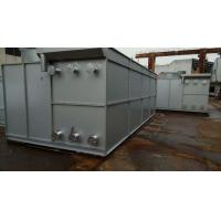 Buy cheap Open Type Forced Draught Cooling Tower Belt Driven For Nuclear Power Plants from wholesalers