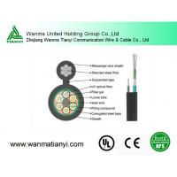 Buy cheap fiber optic cable GYXTC8Y(S) product