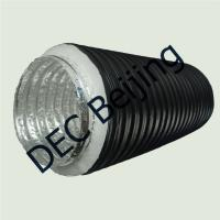 Buy cheap High Quality polyester insulation duct 8 inch Acoustic Flex Duct for VAV systems from wholesalers