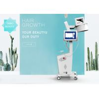 Buy cheap 650nm Diode Laser Hair Restoration Machine With 8 Inch Multi Color Touch Screen CE Approved from wholesalers
