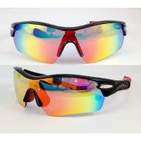 Buy cheap UV400 Protection Sports Eyewear PC / Polarized lenses Interchangeable Lenses Sunglasses from wholesalers