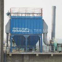 Buy cheap Asphalt Plant Smoke Dust Collector, Baghouse Filter from wholesalers