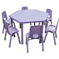 Buy cheap High Quality Children Furniture student desks and chairs school table and chair from wholesalers