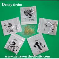 Buy cheap Denxy Best quality Dental Elastic Orthodontic Elastic products Ligature tie Power chain Dental Elastic rubber bands from wholesalers