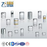Buy cheap Stainless steel beer keg and beer barrel for Euro, US, DIN standard from wholesalers