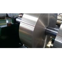 Buy cheap Aluminium Fin Foil Cladding Alloy 4343 / 3003 + 1.5% Zn / 4343 Aluminum Fin Stock product