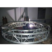 Buy cheap Durable Spigot booth / exhibition / advertising Aluminium Lighting Truss from wholesalers