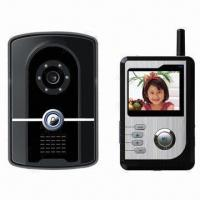 Buy cheap Wirefree Video Door Entry System for Villas or Semi-detached House from wholesalers