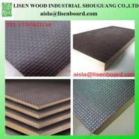 Buy cheap 1220*2440*12mm 15mm antislip phenolic film faced plywood for stage use, marine grade from wholesalers