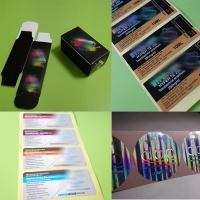 Buy cheap 10ML Glass Vial Box With Labels And Vials In Set from wholesalers