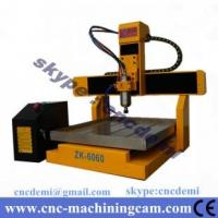 Buy cheap separate cnc router machine for wood/metal/stone cutting and engraving 6060(600*600*250mm) from wholesalers