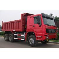 Buy cheap 30 Ton Payload RHD 6x4 Heavy Duty Dump Truck With 371HP Rad Tipper Truck from wholesalers