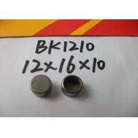 Buy cheap HK BK 1210 / 1210B Needle Roller Bearing For Car / Truck Parts from wholesalers