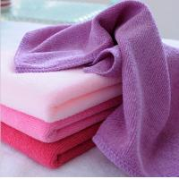 Buy cheap 30 * 70cm absorbent microfiber towel Anti Shrink Soft Microfiber Hand Towel Face Towel from wholesalers