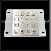 Buy cheap Laser Engraving Industrial Numeric Keypad For Industrial Equipment Control from wholesalers
