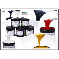 Free Yellowing UV LED Screen Ink Pvc Printing Ink 385-395nm LED UV Wave Length