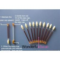 Buy cheap liquid filled swab from wholesalers