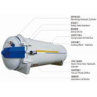 Buy cheap Laminated Glass Autoclave For Chemical Industrial / Glass Production Autoclave from wholesalers