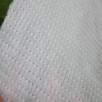 Buy cheap 14 gauges white stitchbond nonwoven fabric for footwear insole, interlining, etc from wholesalers