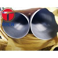 Buy cheap Welded Thin Wall Stainless Steel Tube 200 Series Steel With Mirror Finish Surface from wholesalers