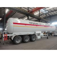Buy cheap 2017s new best price 49.6cbm LPG gas semitrailer for sale, factory sale cheapest price 20tons road transported lpg tank from wholesalers