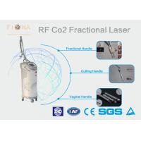 Buy cheap 220V Vigina Tightening Machine , Fractional Co2 Laser Equipment For Scar Removal from wholesalers