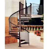 Buy cheap China factory supplier cast iron spiral stair used spiral staircases from wholesalers