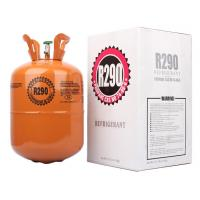 Buy cheap New environment friendly R290 refrigerant gas hot sale from wholesalers
