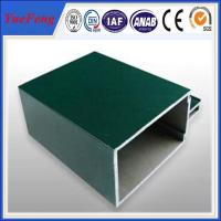 Buy cheap big dimension profile extruded aluminium for unitized curtain walls product