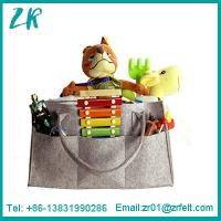 Buy cheap 100% Polyester Felt Baby with Storage Bag from wholesalers